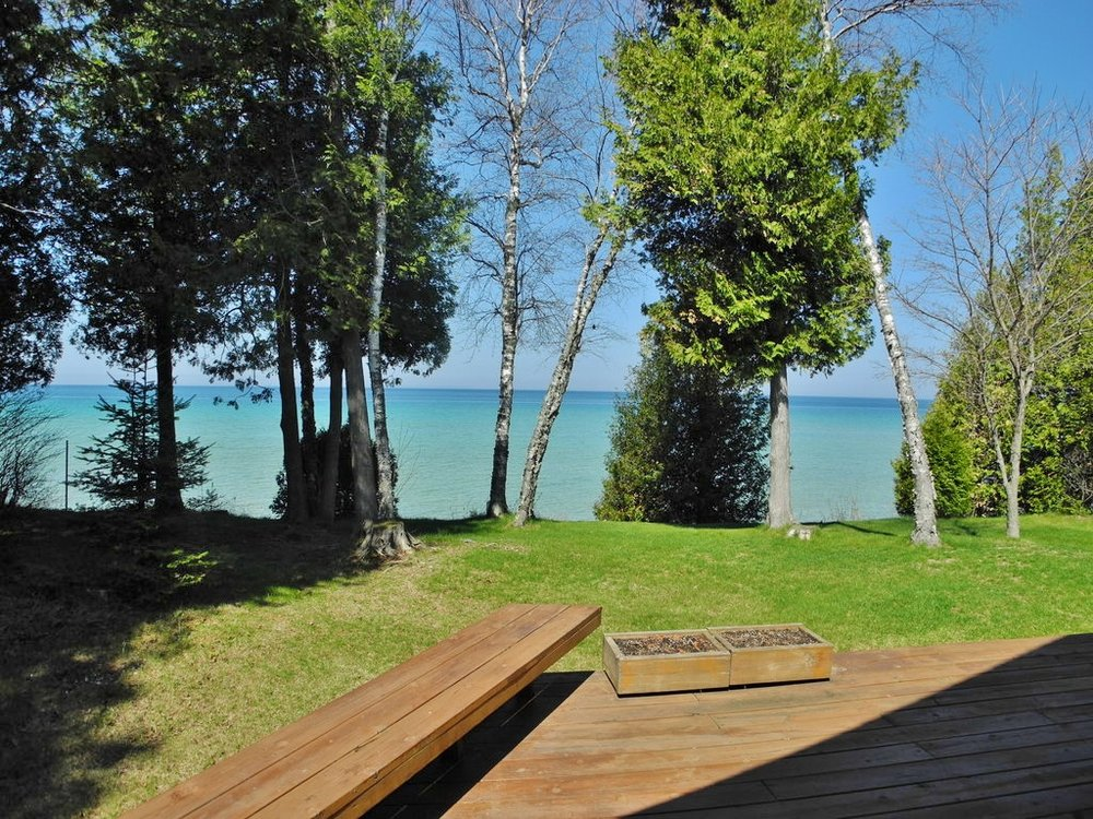 9201 N Onominese Trail, Northport, MI – Home & 146' on Lake Michigan for sale by Oltersdorf Realty LLC (2).JPG