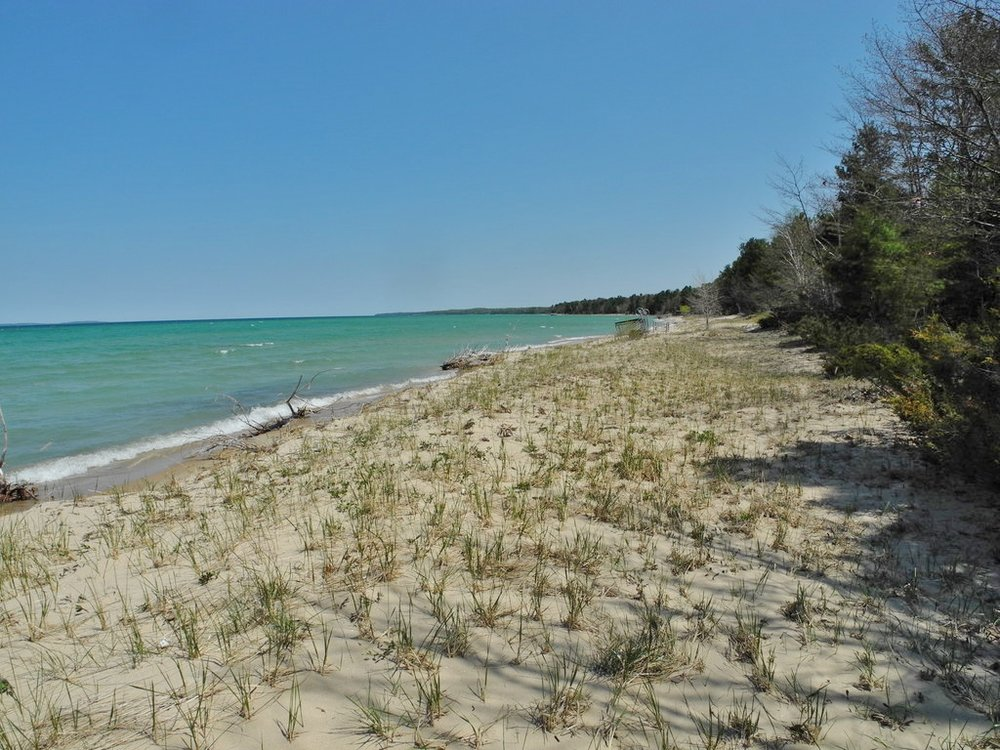 Parcel E - Beautiful Shores, Traverse City, Old Mission, waterfront vacant parcel for sale by Oltersdorf Realty LLC (4).JPG