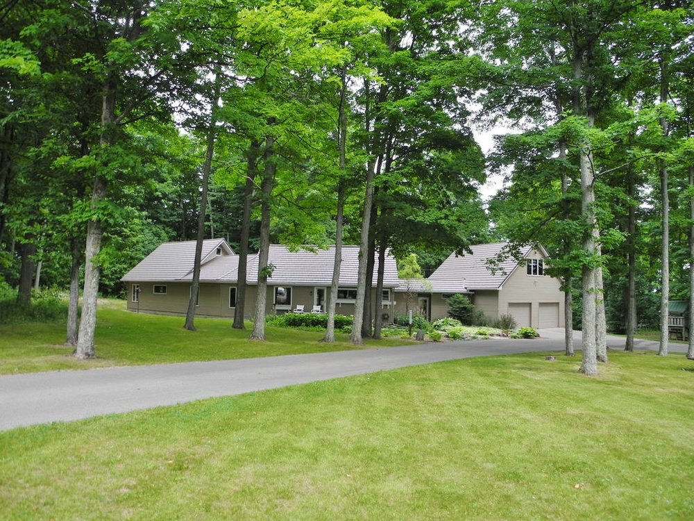 2041 S French Road, Lake Leelanau, MI – 3600+ Sq Ft Home & Additional Parcel on 5 Acres for sale by Oltersdorf Realty LLC (1).JPG