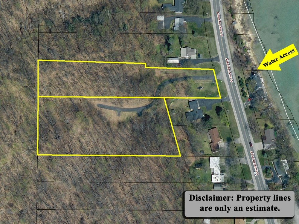 4+ Acres - S West Bayshore Drive, Traverse City – FOR SALE by Oltersdorf Realty LLC (6).jpg