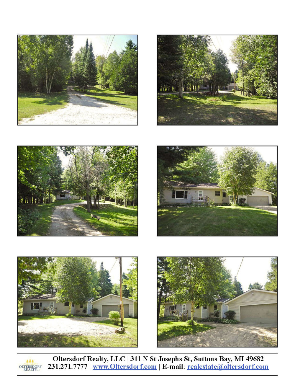 2566 S Pine View Road, Suttons Bay, MI – Affordable 3 Bedroom Suttons Bay Ranch Home for sale by Oltersdorf Realty - Marketing Packet (2).jpg