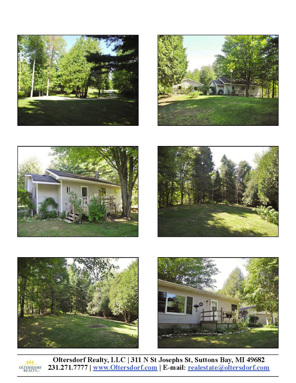 2566 S Pine View Road, Suttons Bay, MI – Affordable 3 Bedroom Suttons Bay Ranch Home for sale by Oltersdorf Realty - Marketing Packet (3).jpg