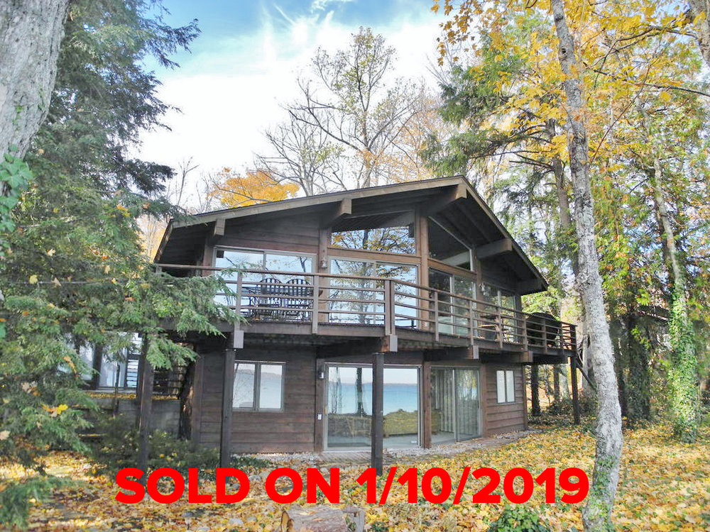 1355 S Nanagosa Trail Suttons Bay, MI – Home & 100' on West Bay SOLD BY OLTERSDORF REALTY LLC.jpg