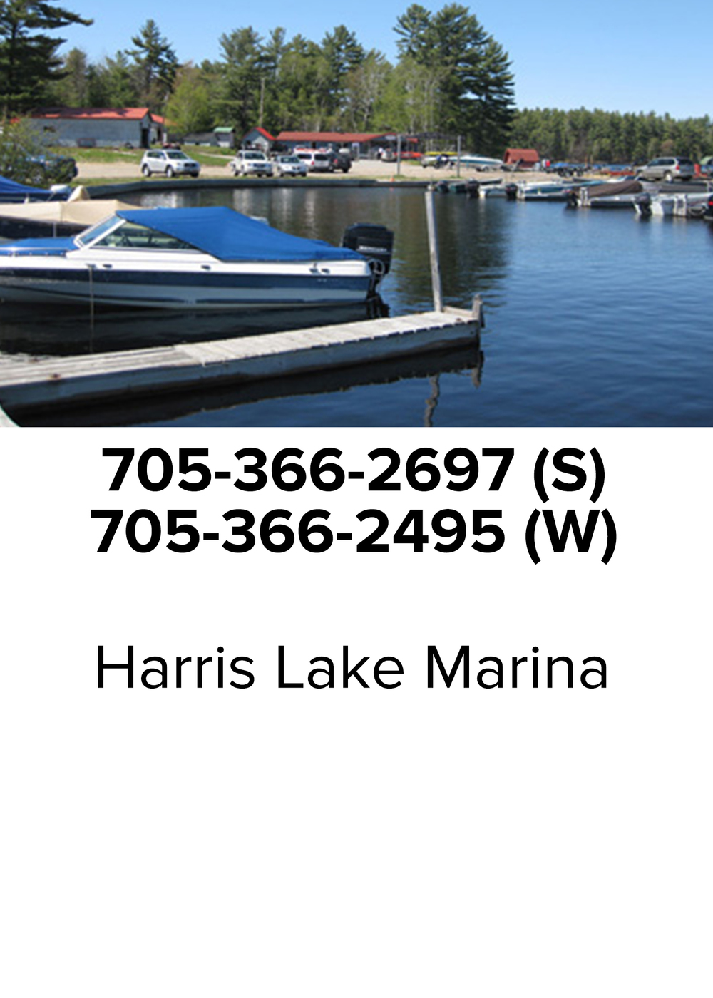 Harris Lake Marina