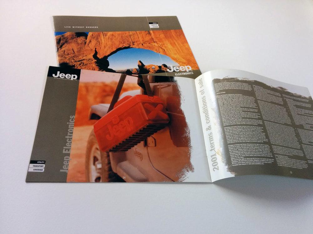 Jeep Electronics