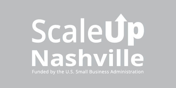 Partnership with the Nashville Area Chamber to assist growth-oriented small businesses grow revenue, build staff and expand services LEARN MORE