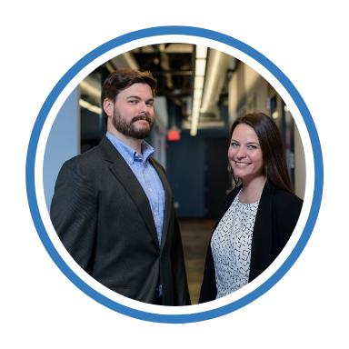 Ryan Brebner, CEO    Laura Robbins, CoFounder