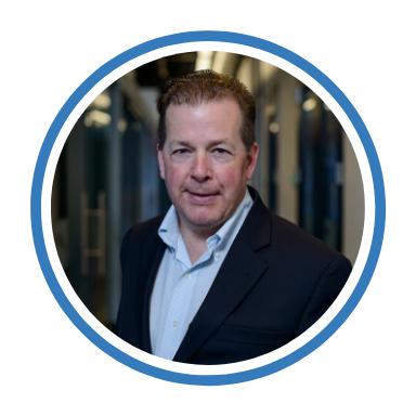 Tom Hunter, CEO