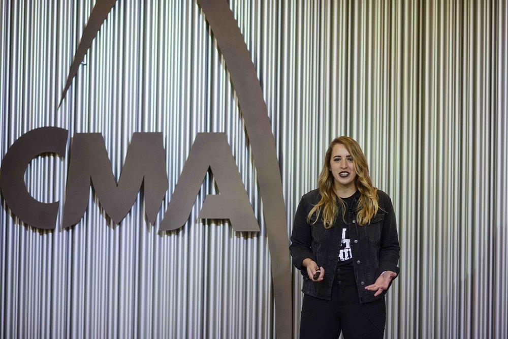 Cori Banyon, Founder &MeTV