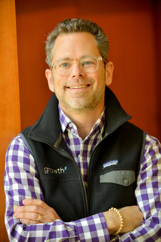 ANDREW GOLDNER  Co-founder, GrowthX