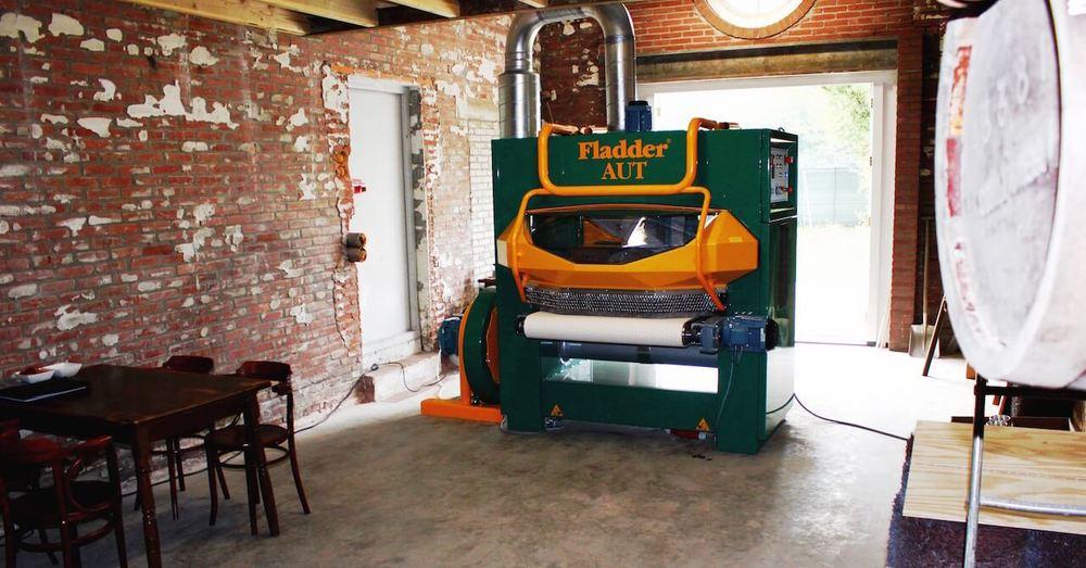 De Fladder AUT werd gepresenteerd in een proeflokaal van Brouwerijmuseum Oirschots bier