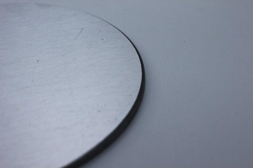 Aluminium na bewerking