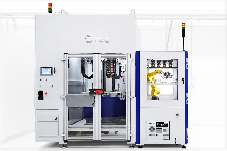 OTEC SF-3 RLS (Robot Loading System)