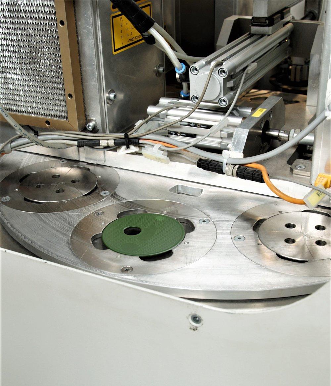 Machine: SLCR maatwerk lasersysteem -