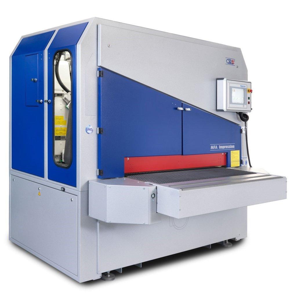 Machine: Heesemann MFA Impression -