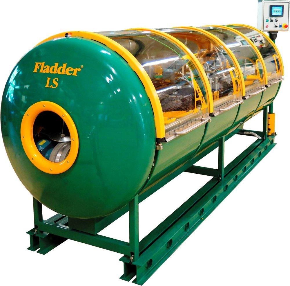 Fladder LS-machine
