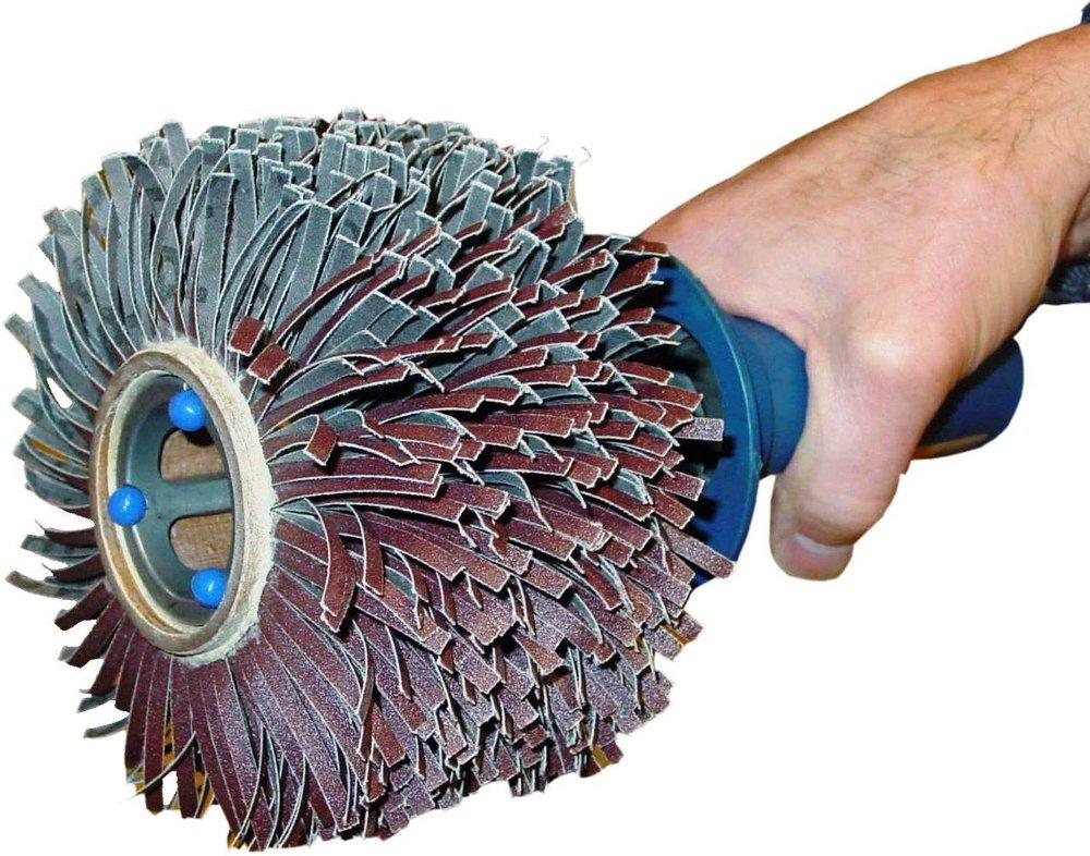Fladder Micro: flexibele ontbraammachine