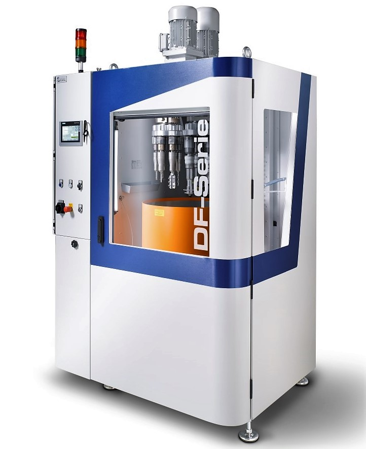 OTEC DF machine