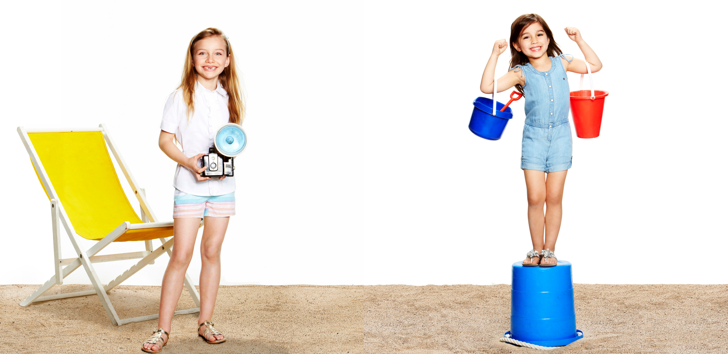 28e42d60 Tommy Hilfiger Kids Spring 2014: Beach Bums — Lionel Cipriano ...