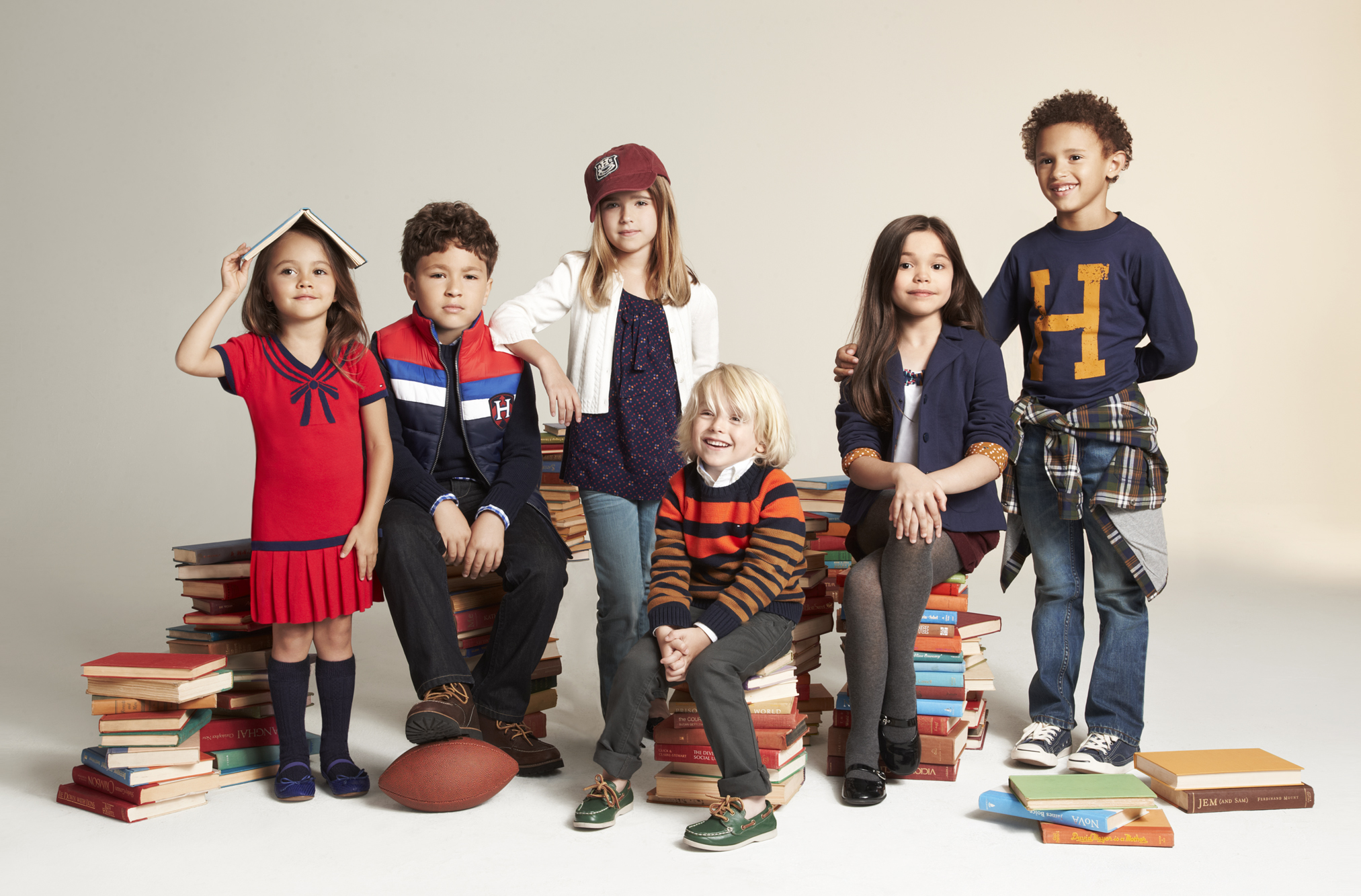 a7b80b710 Tommy Hilfiger Kids Fall 2013  Back To School — Lionel Cipriano ...