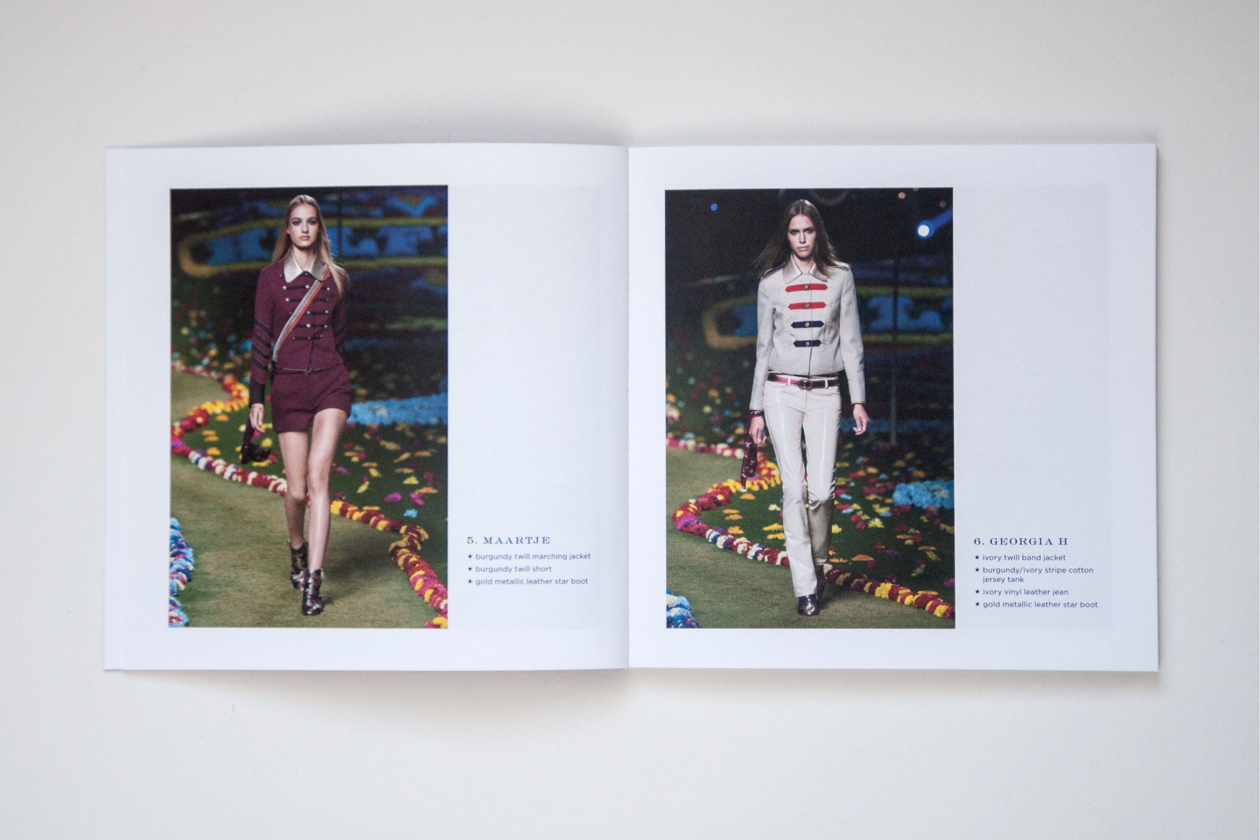 hilfiger collection spring 2015 runway show music festival kendall jenner is the star of the show