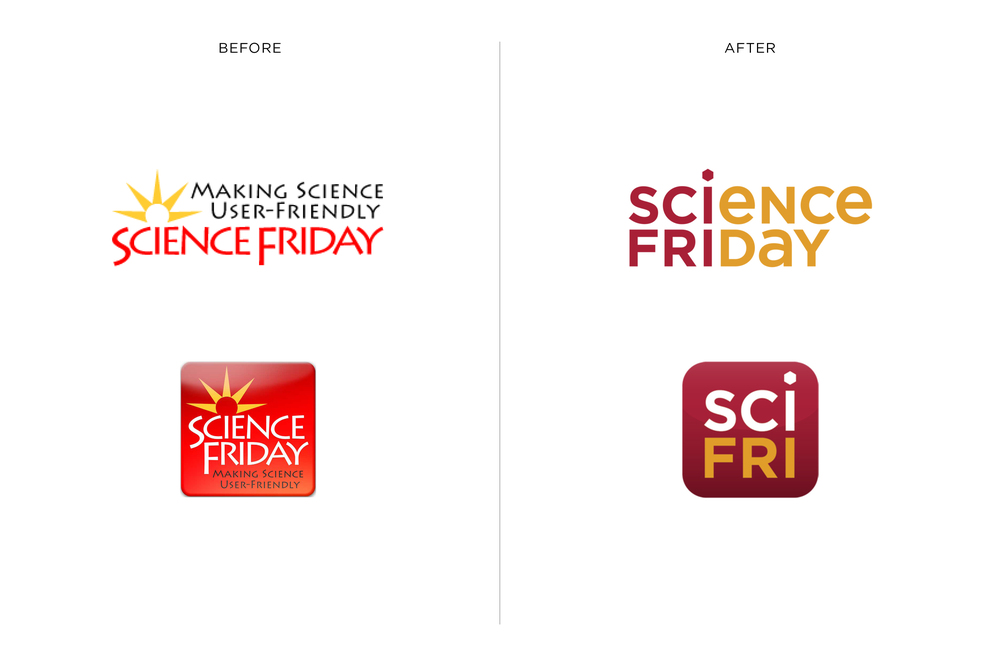 Science Friday Re-branding � Lionel Cipriano : Art Director