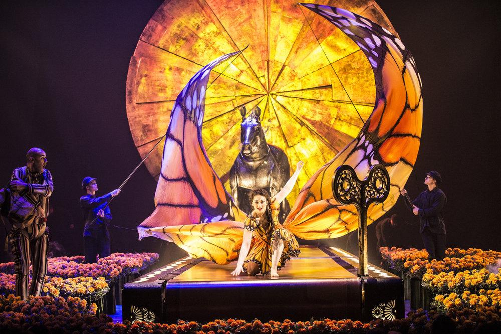 Image via Cirque Du Soleil