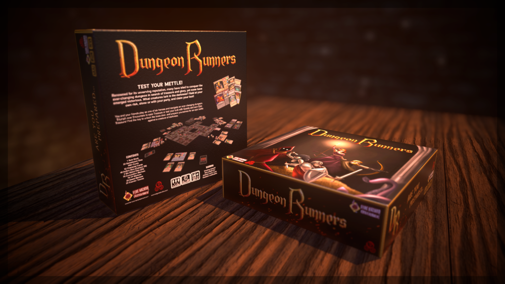 Dungeon Runners Box