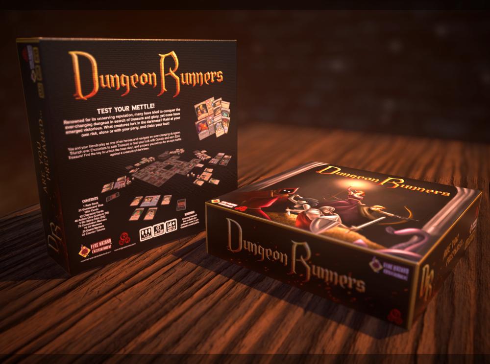 Dungeon Runners Box