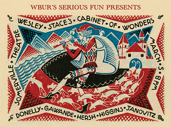 "WBUR Presents ""Cabinet of Wonders"""