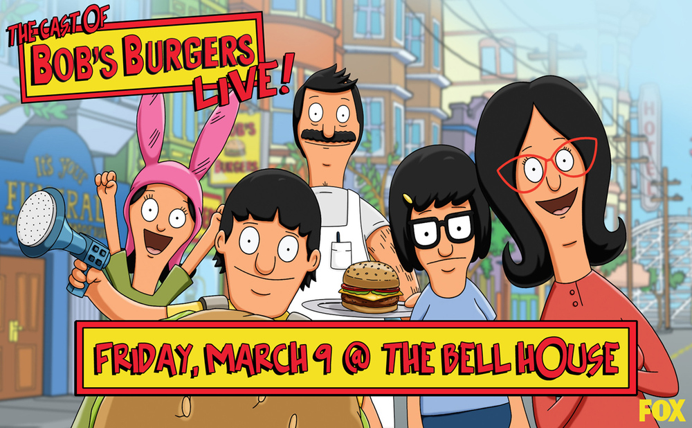 Bob's Burgers Live! Tour 2012