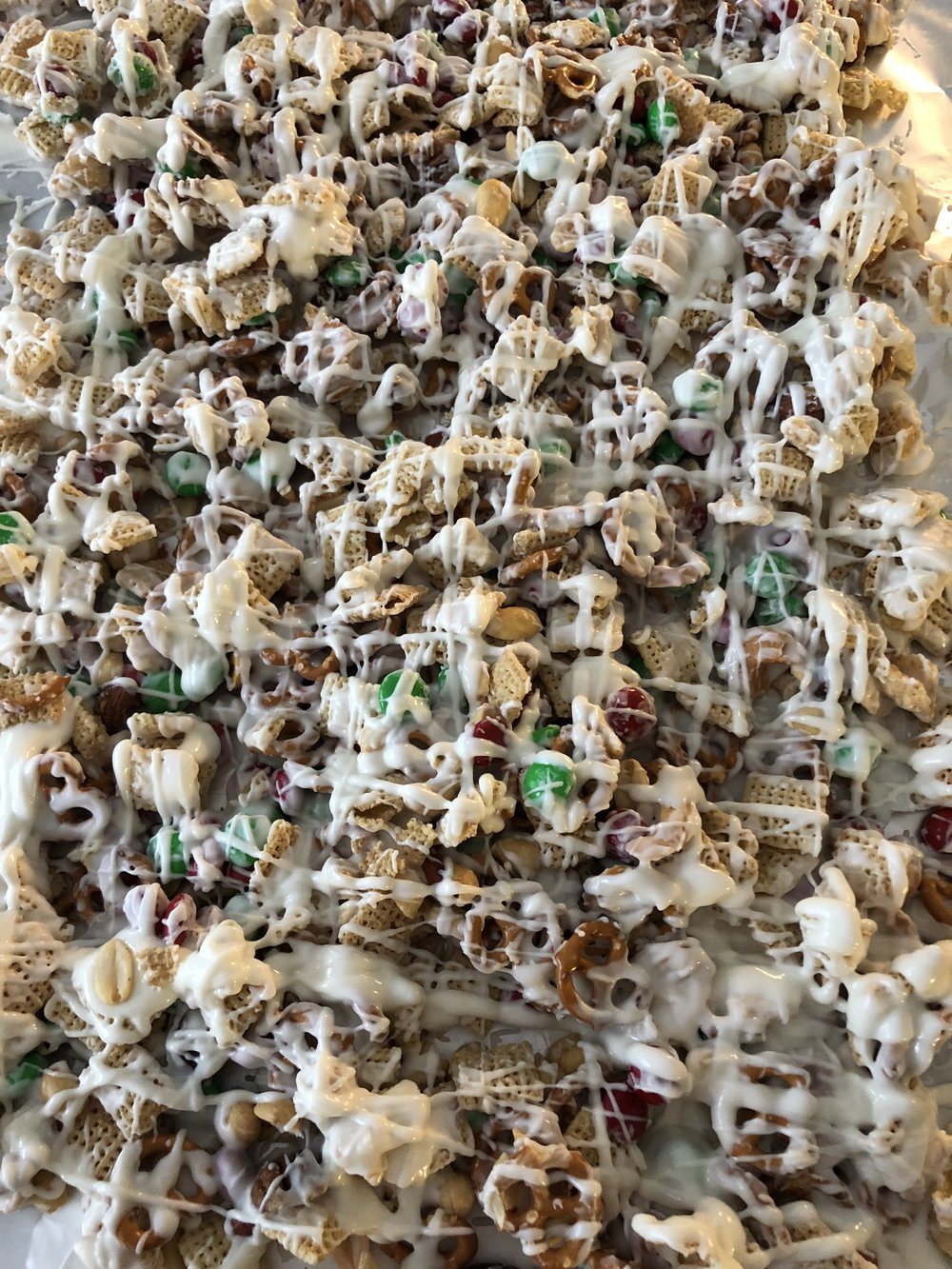 Allison Family Reindeer Chow