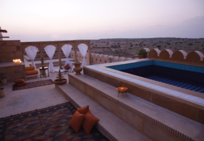 Jaisalmer - desert night sky - star gazing in India - astronomy travel in India