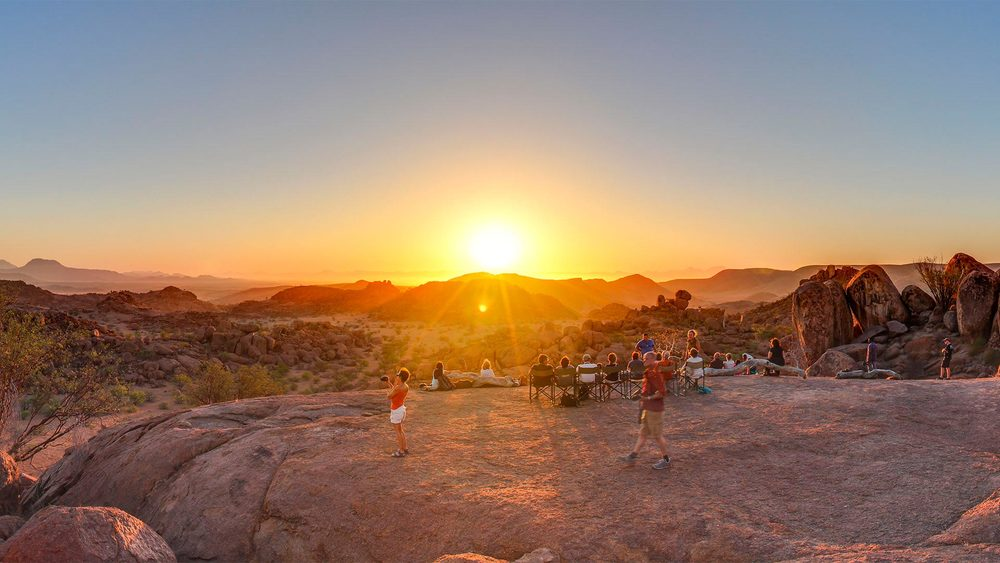 The Independent Traveller - Namibia Travel