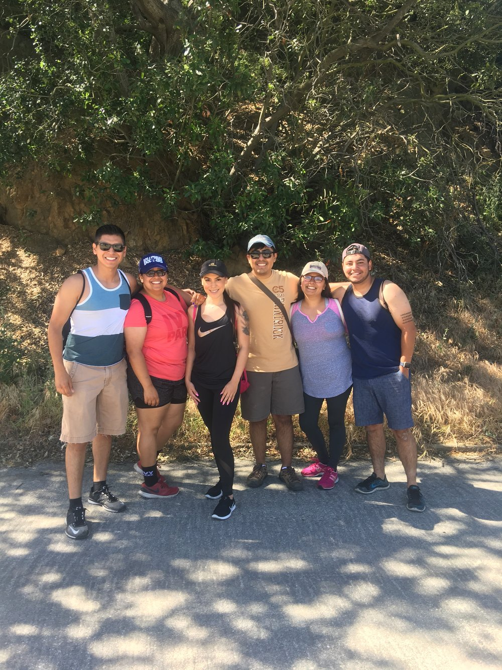 Alumni Hike 2017