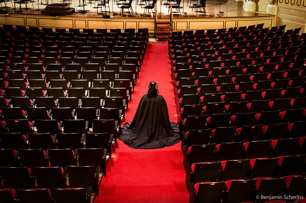 Star Wars Promotion for St. Louis Symphony