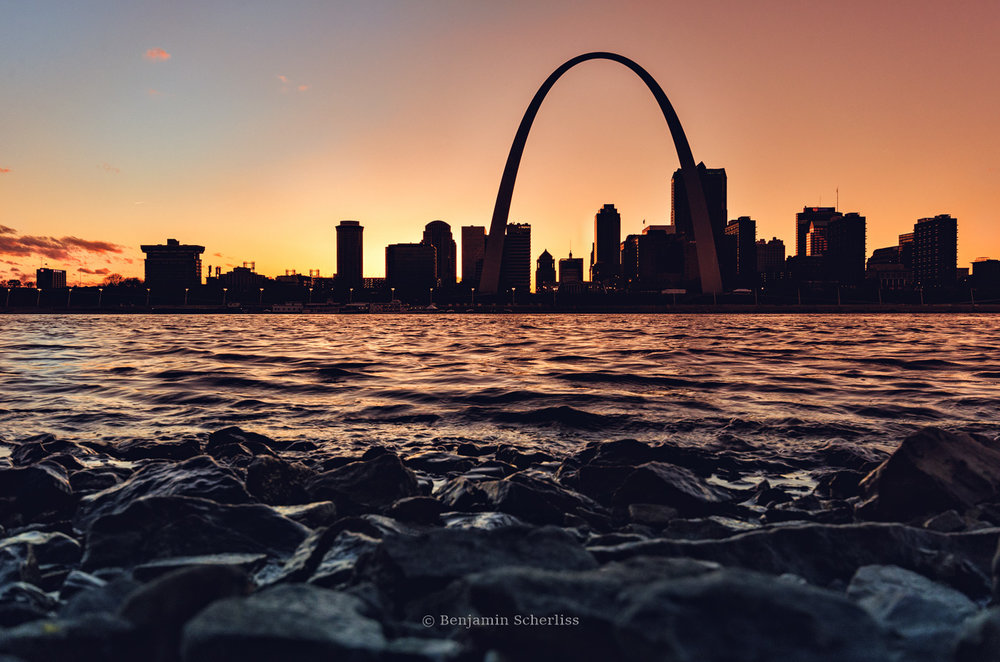 See my full gallery dedicated to the St. Louis Arch  here