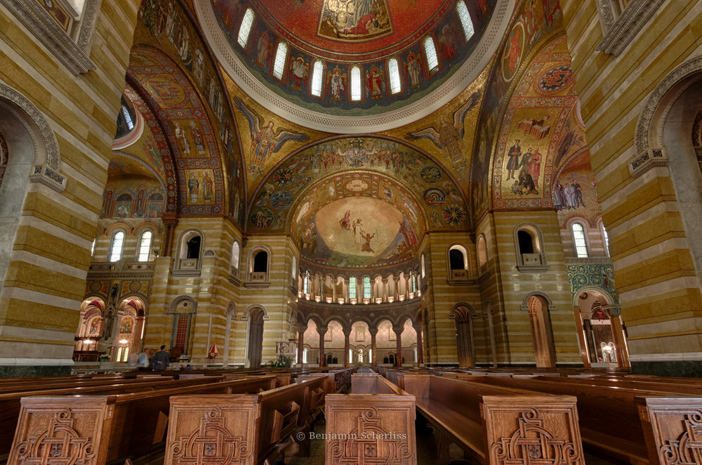 Cathedral Basilica, St. Louis
