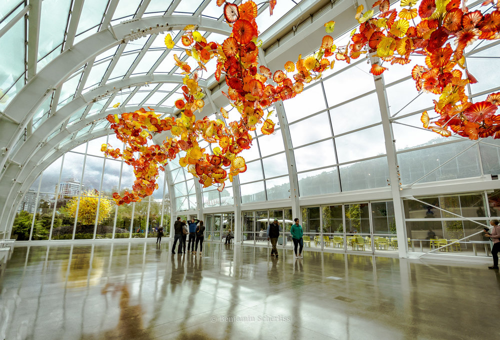 Chihuly Garden, Seattle