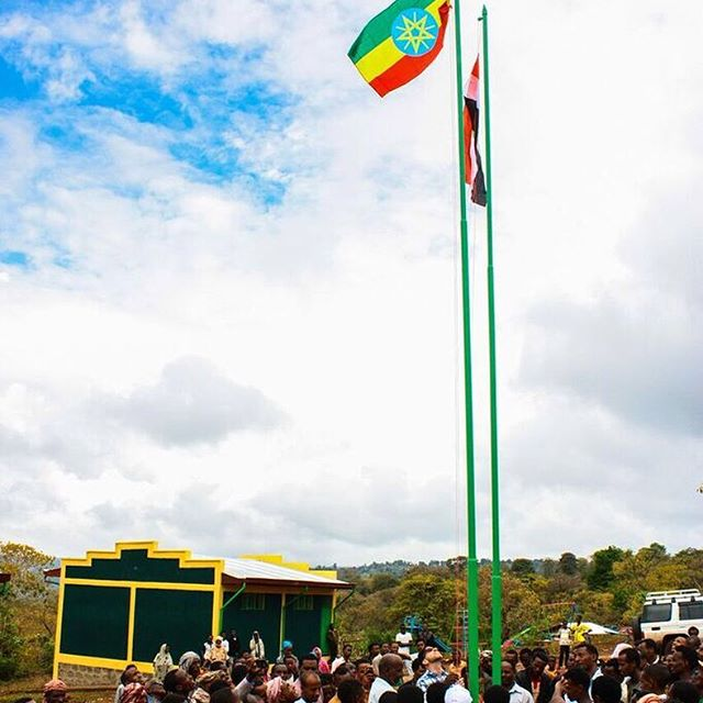 Photo from a imagine1day school opening: Caro Primary School