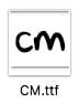 CM.ttf-1