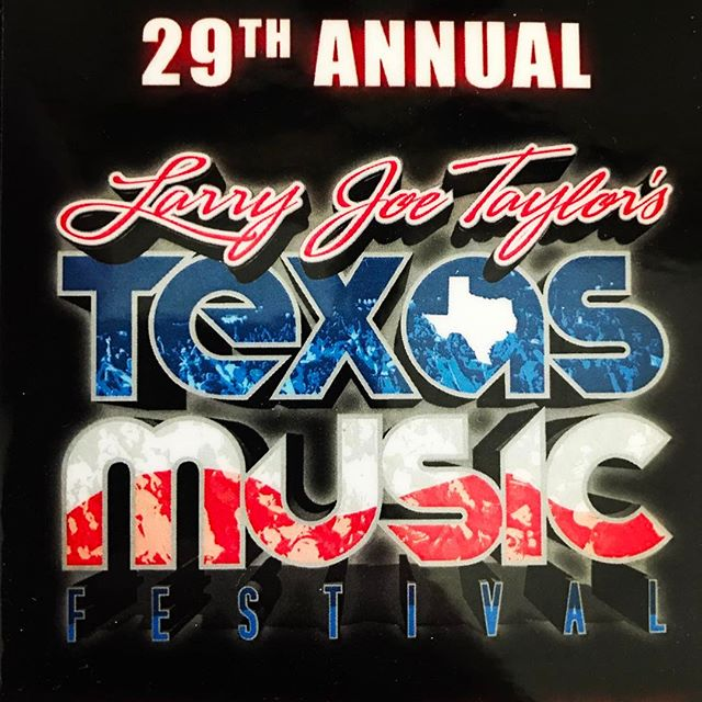 #ljt2017 Can't say no to Larry Joe! #texasmusic #ljt
