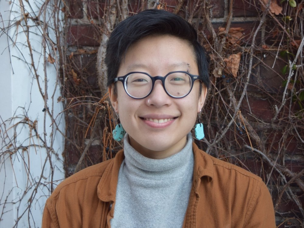 Alex Y. Ding, Siskel/Jacobs Fellow
