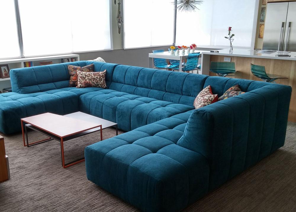 Sofa/Sectional 2801 — EWF Modern