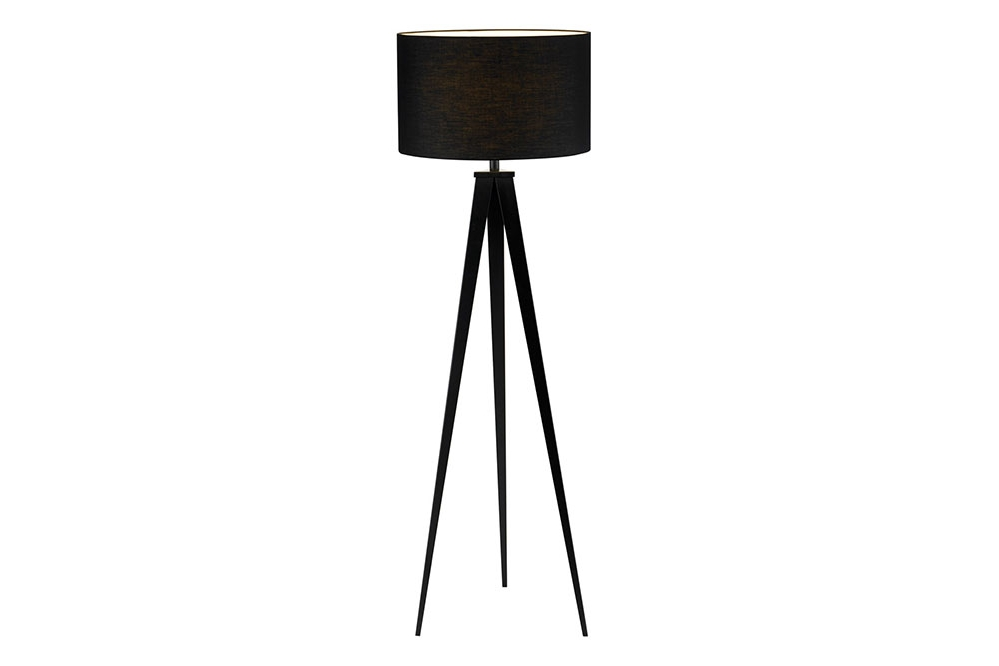 "FLOOR LAMP 533 Ø22"" / H62"" /  shade Ø20"" / shade H12"""