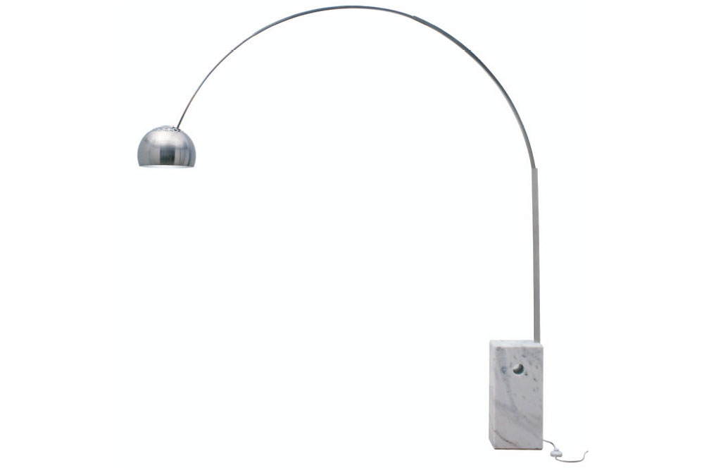 "FLOOR LAMP 2195   W84-89"" / H96"" / shade Ø16"" / base D10.25"""