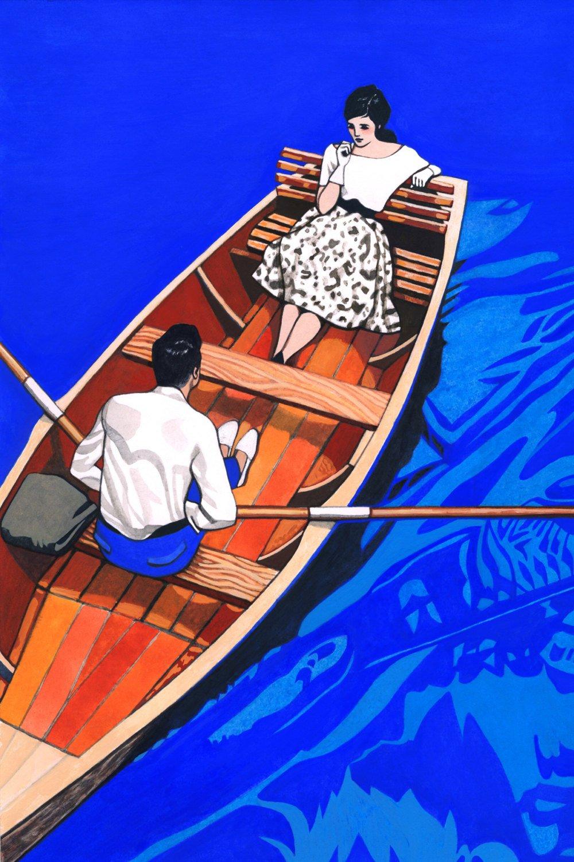 Renee Staeck,  Dreamboat