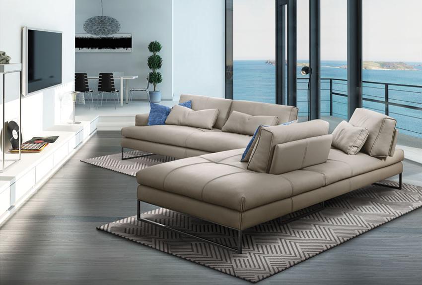 Theater Sofa/Sectional 2804 — EWF Modern