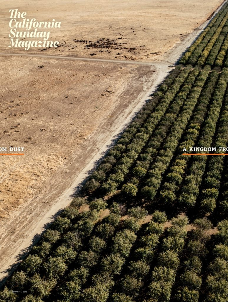 California Sunday Magazine