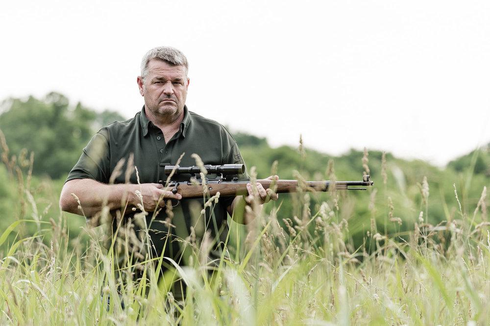 Larry Vickers | Long Side Rail K98k Sniper Rifle